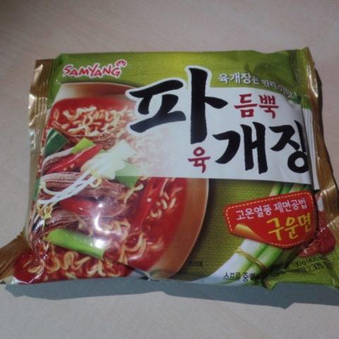 """#1415: Samyang """"Pagaejang"""""""
