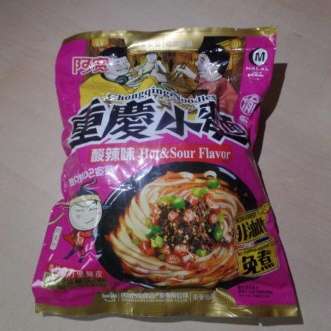 """#1429: Sichuan Baijia """"Chongqing Noodles Hot & Sour Flavor"""""""