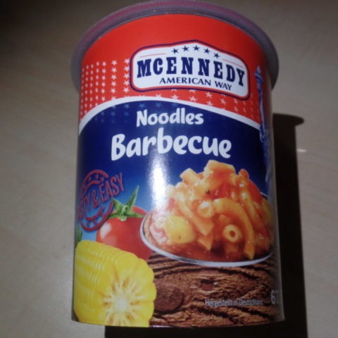 "#1437: McEnnedy ""Noodles Barbecue"""