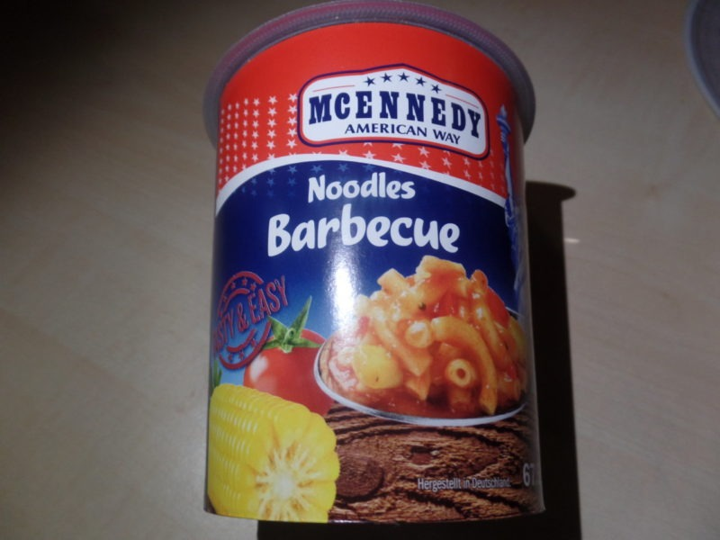 """#1437: McEnnedy """"Noodles Barbecue"""""""