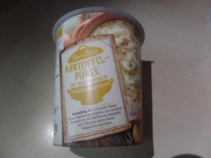 """#1439: Thea´s Beste """"Kartoffelpüree mit Röstzwiebeln"""""""