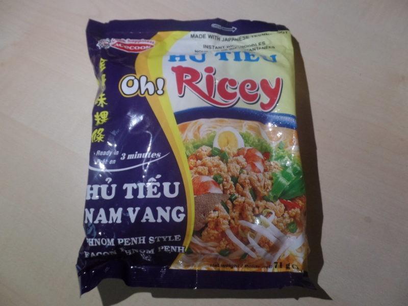 """#1443: Acecook Oh! Ricey """"Hủ Tiếu Nam Vang Phnom Penh Style"""""""