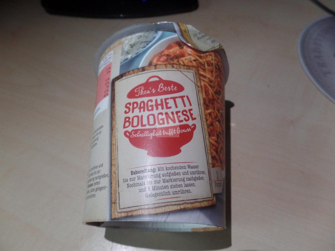 "#1449: Thea´s Beste ""Spaghetti Bolognese"""