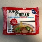 #1444: Sapporo Ichiban Japanese Style Noodles & Original Flavored-Soup