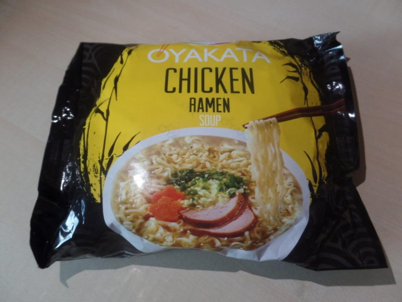 "#1450: Ajinomoto ""Oyakata Chicken Ramen Soup"" (Update 2021)"