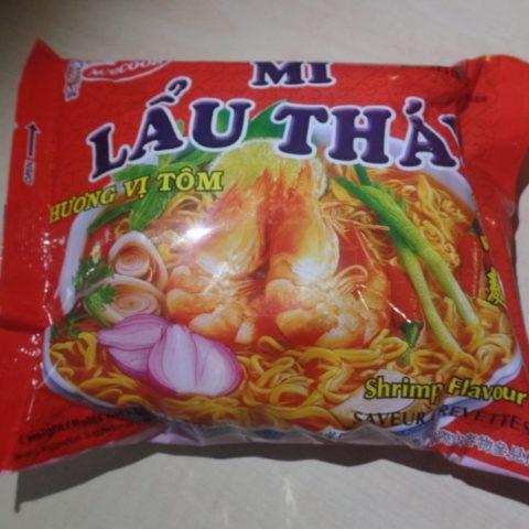 """#1457: Acecook """"Mì Lẩu Thái Shrimp Flavour"""""""