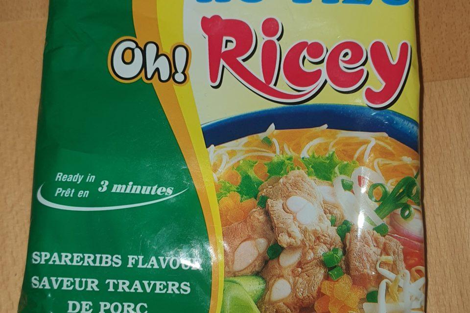 "#2000: Acecook Oh Ricey ""Hủ Tiếu Spareribs Flavour"""