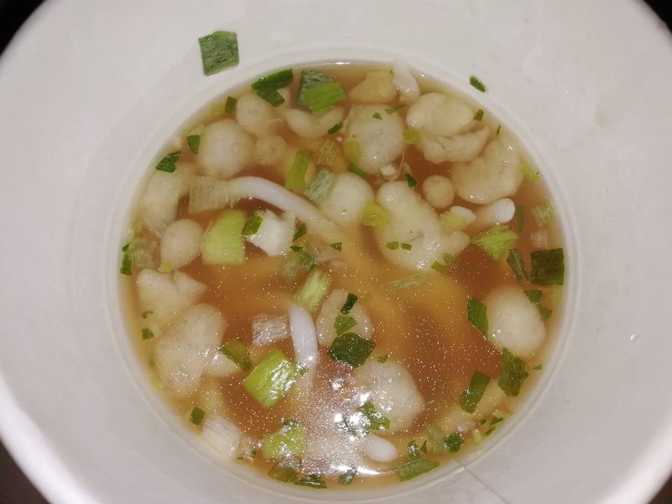 """#1587: all groo """"Shrimp & Clam Udon"""""""