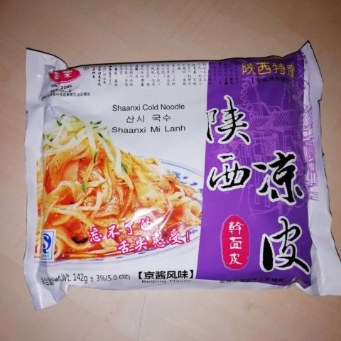 "#1603: Qin Zong ""Shaanxi Cold Noodle Beijing Flavor"""