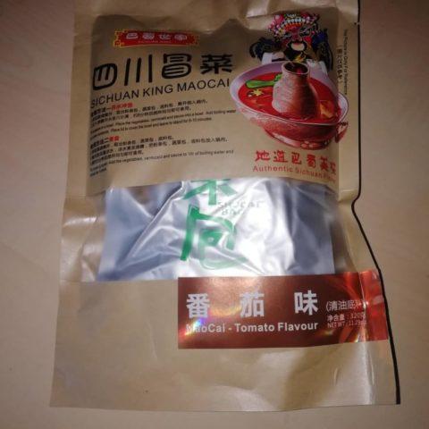"#1607: Sichuan King Maocai ""MaoCai - Tomato Flavour"""