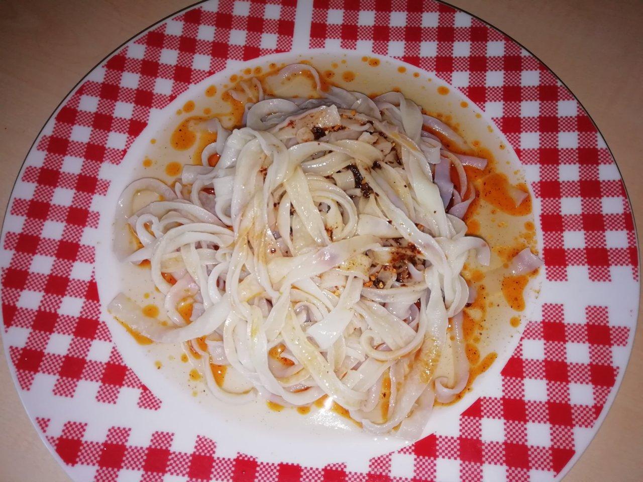 "#1608: Qin Zong ""Shaanxi Cold Noodle Little Hot Flavor"""