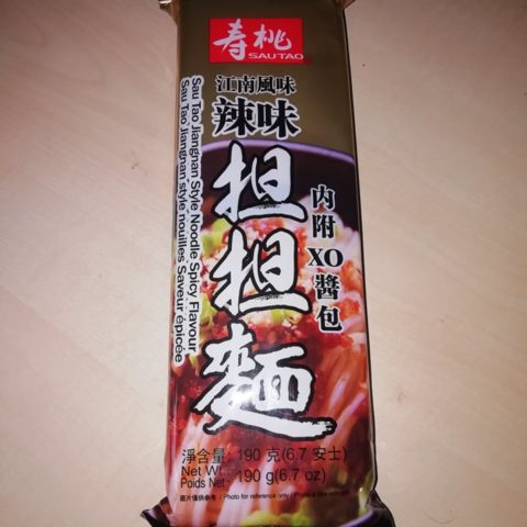 "#1613: Sau Tao ""Jiangnan Style Noodle Spicy Flavour"""