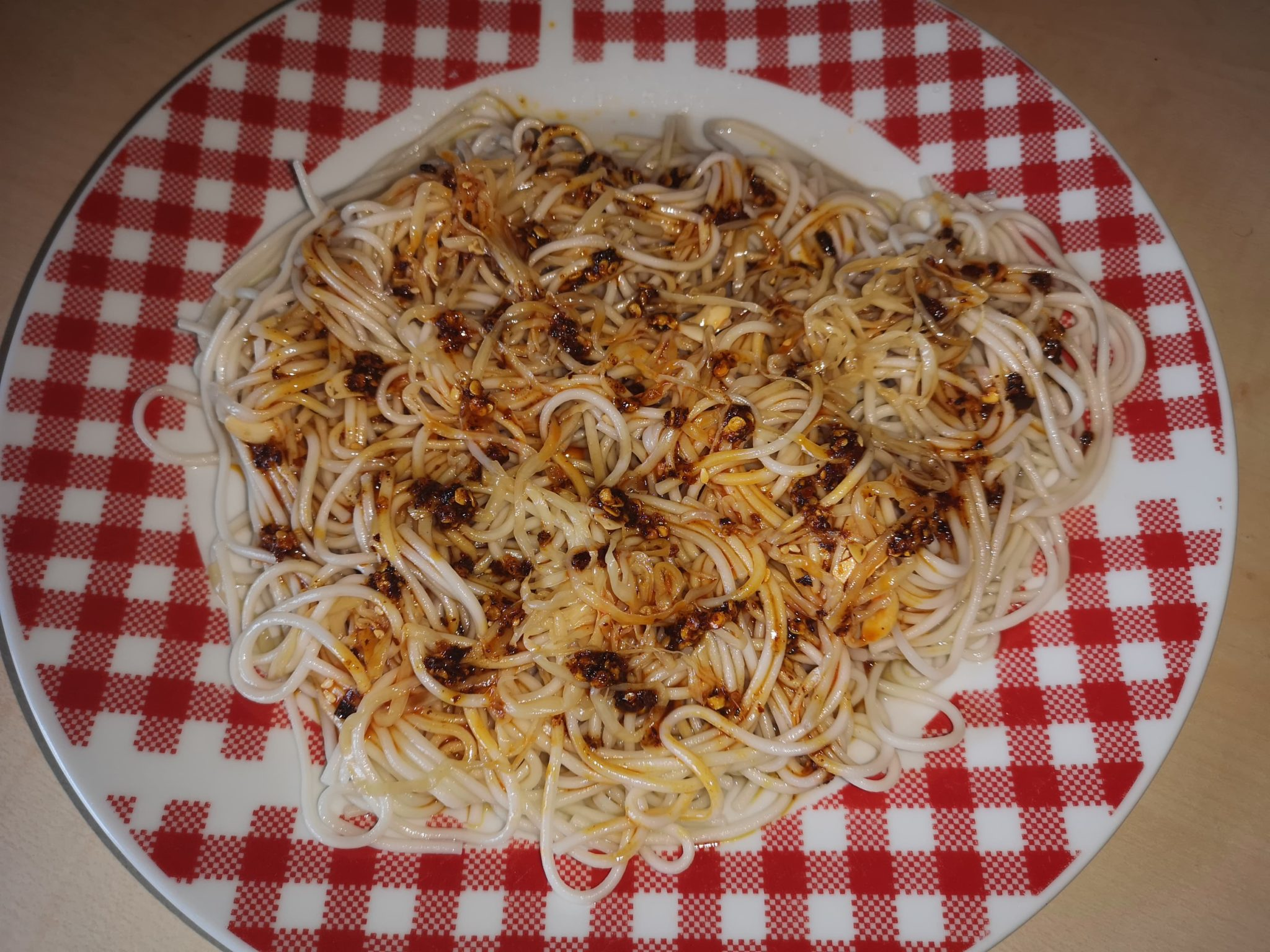 """#1645: Sichuan Baijia """"Sichuan Taste Cold Noodle - Chilli Oil Flavour"""""""