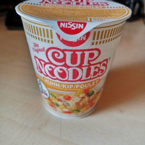 "#1648: Nissin Cup Noodles ""Huhn"" (2019)"