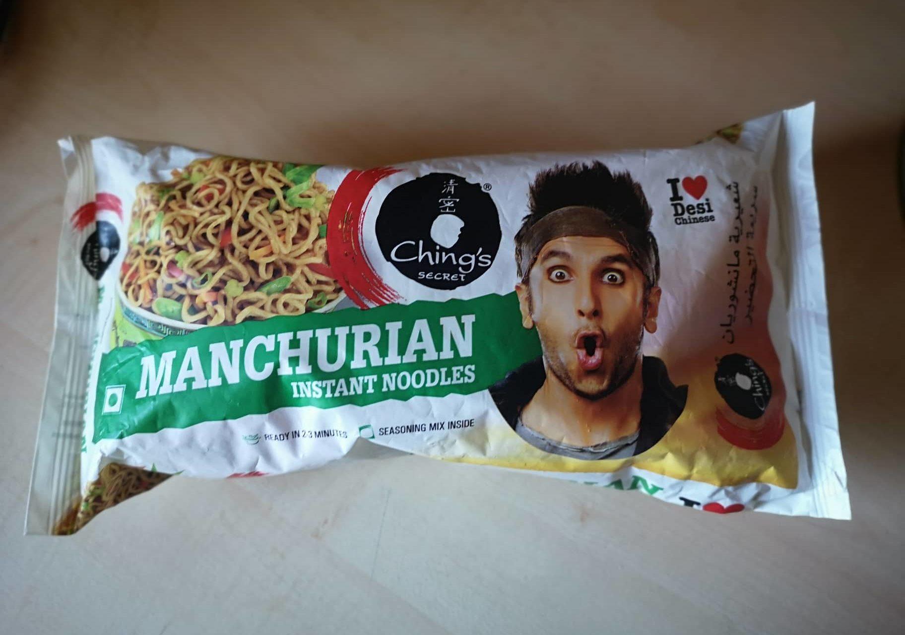 """#1653: Ching's Secret """"Manchurian Instant Noodles"""""""