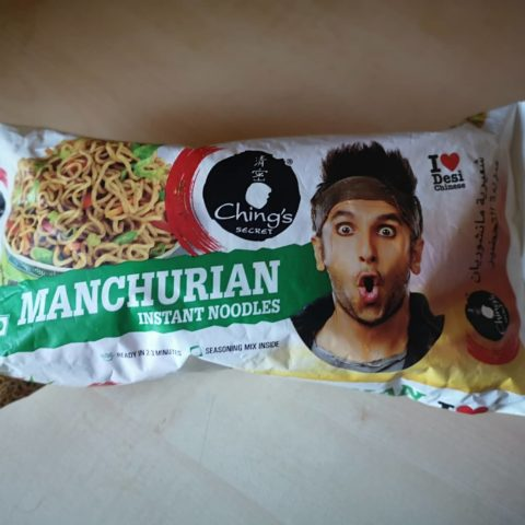 "#1653: Ching's Secret ""Manchurian Instant Noodles"""