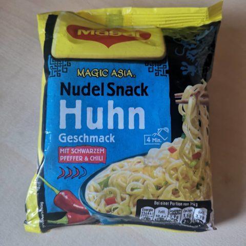 "#1686: Maggi Magic Asia ""Nudel Snack Huhn Geschmack"" (2019)"