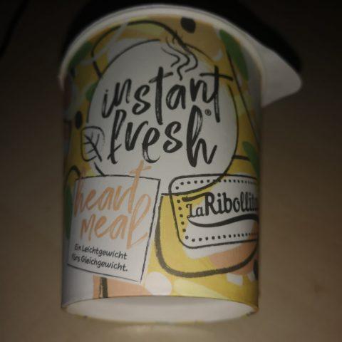 "#1688: instant fresh / La Ribollita ""Heart Meal"""