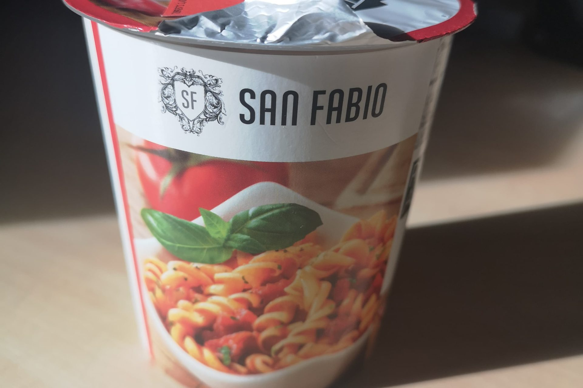 "#1685: San Fabio ""Pasta All´Arrabbiata"""