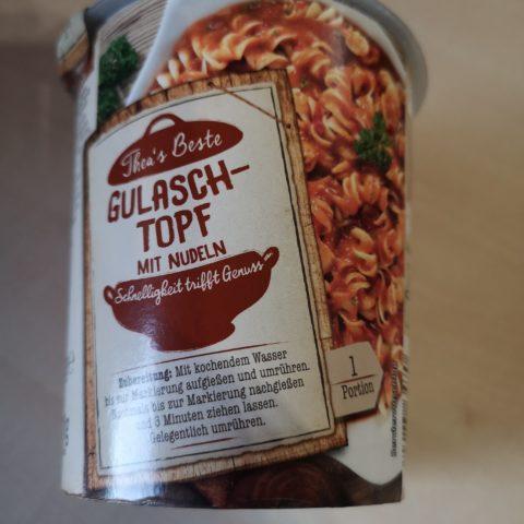 """#1691: Thea´s Beste """"Gulasch-Topf"""""""