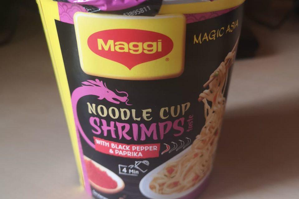 "#1819: Maggi Magic Asia ""Noodle Cup Shrimps Taste"" (2020)"