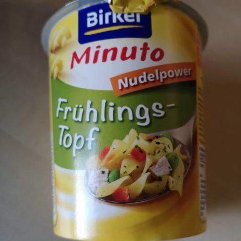 "#1718: Birkel ""Minuto Nudelpower Frühlings-Topf"""
