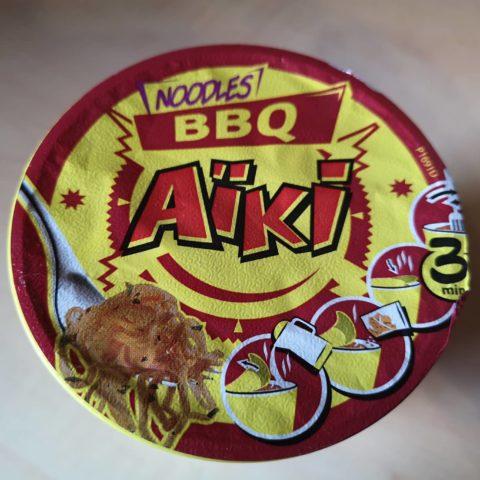 """#1714: Aïki """"Noodles BBQ"""" Cup"""