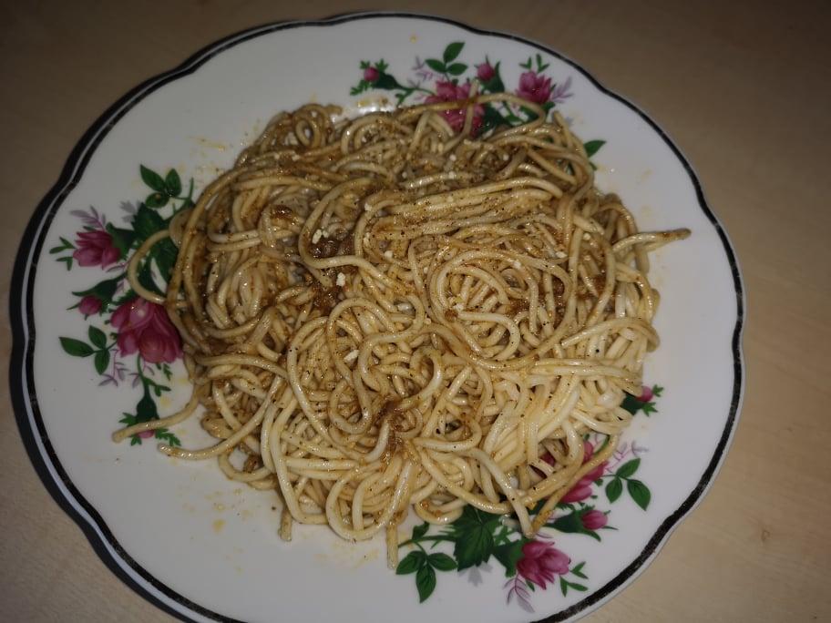 "#1727: Mom´s Dry Noodle ""Chili & Sesame Flavor"""