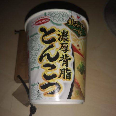 """#1736: Acecook """"Seabura Tonkotsu Ramen"""""""