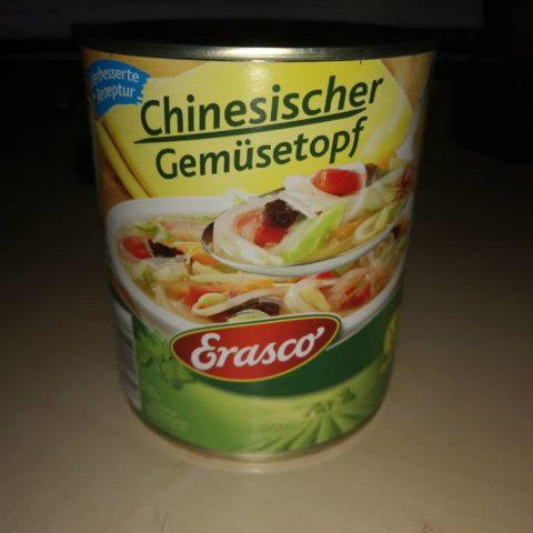 "#1743: Erasco ""Chinesischer Gemüsetopf"""