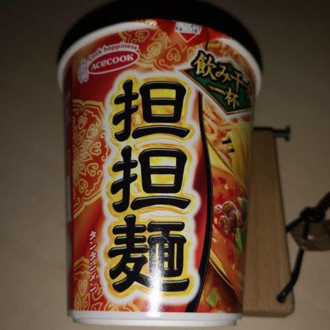 """#1749: Acecook """"Miso & Pork"""" Cup"""