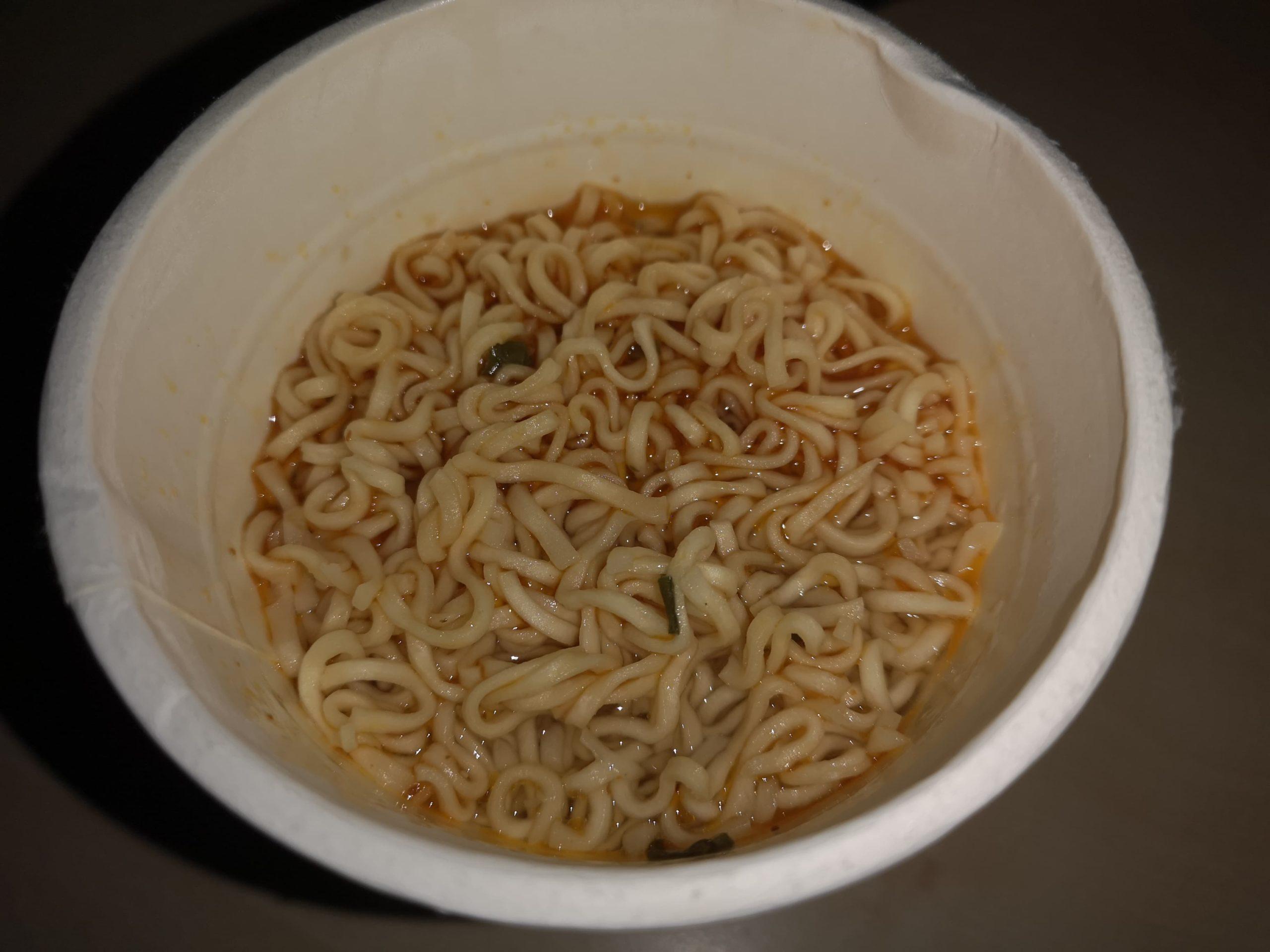 """#1769: Vifon ngon-ngon """"Instant Noodles Minced Pork Flavour"""" (Mì Tom Yum Thịt Băm) Cup"""