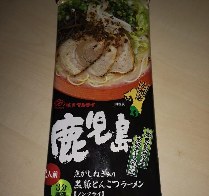 """#1773: Marutai """"Kagoshima Black Pork Tonkotsu Ramen"""""""