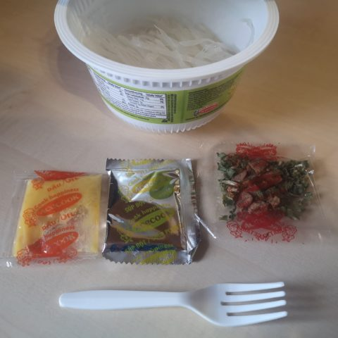 """#1780: Acecook """"Oh! Ricey Phở Gà"""" (Instant Rice Noodles Chicken Flavour) Bowl"""