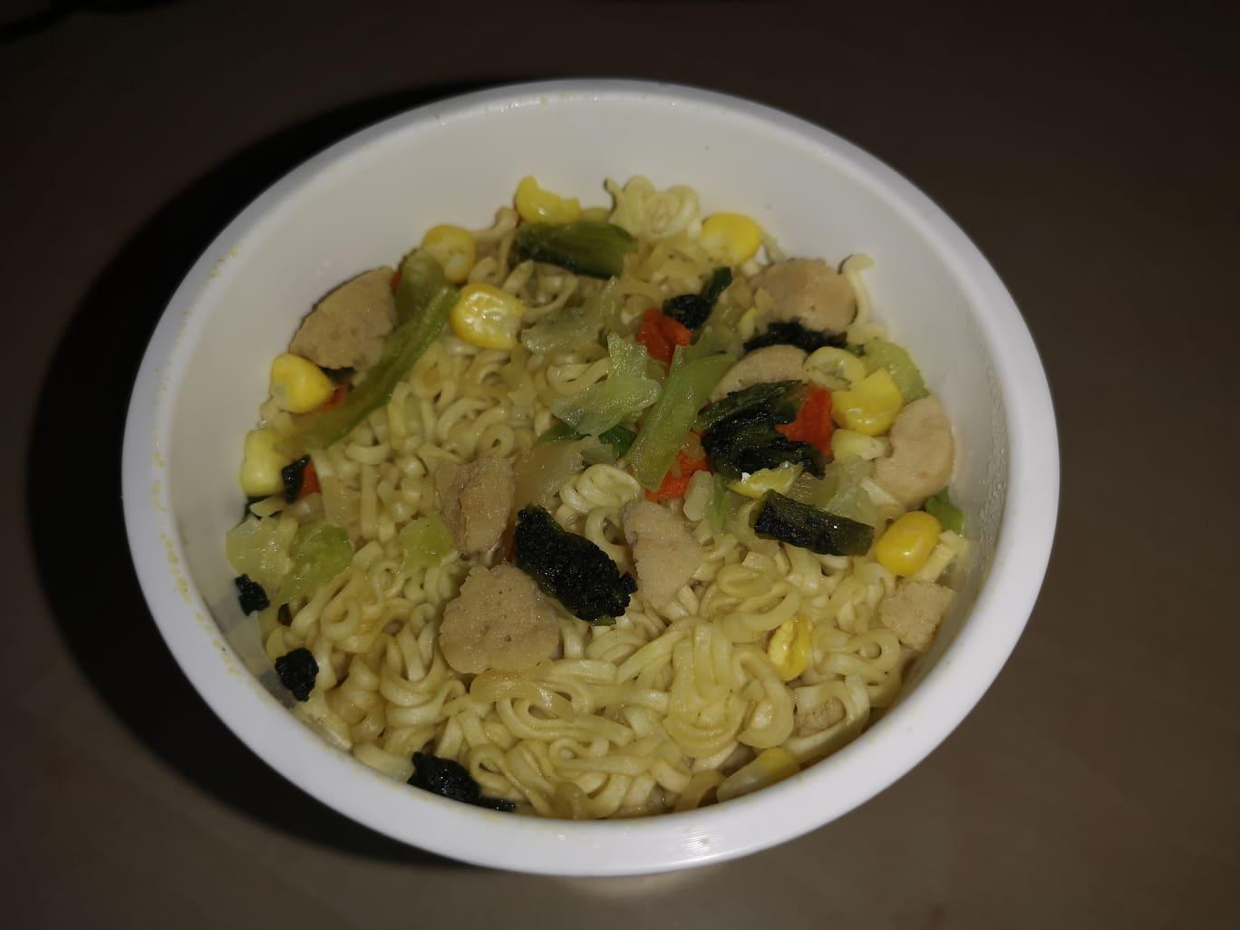 "#1783: Nissin Cup Noodles ""Chicken Flavor"""