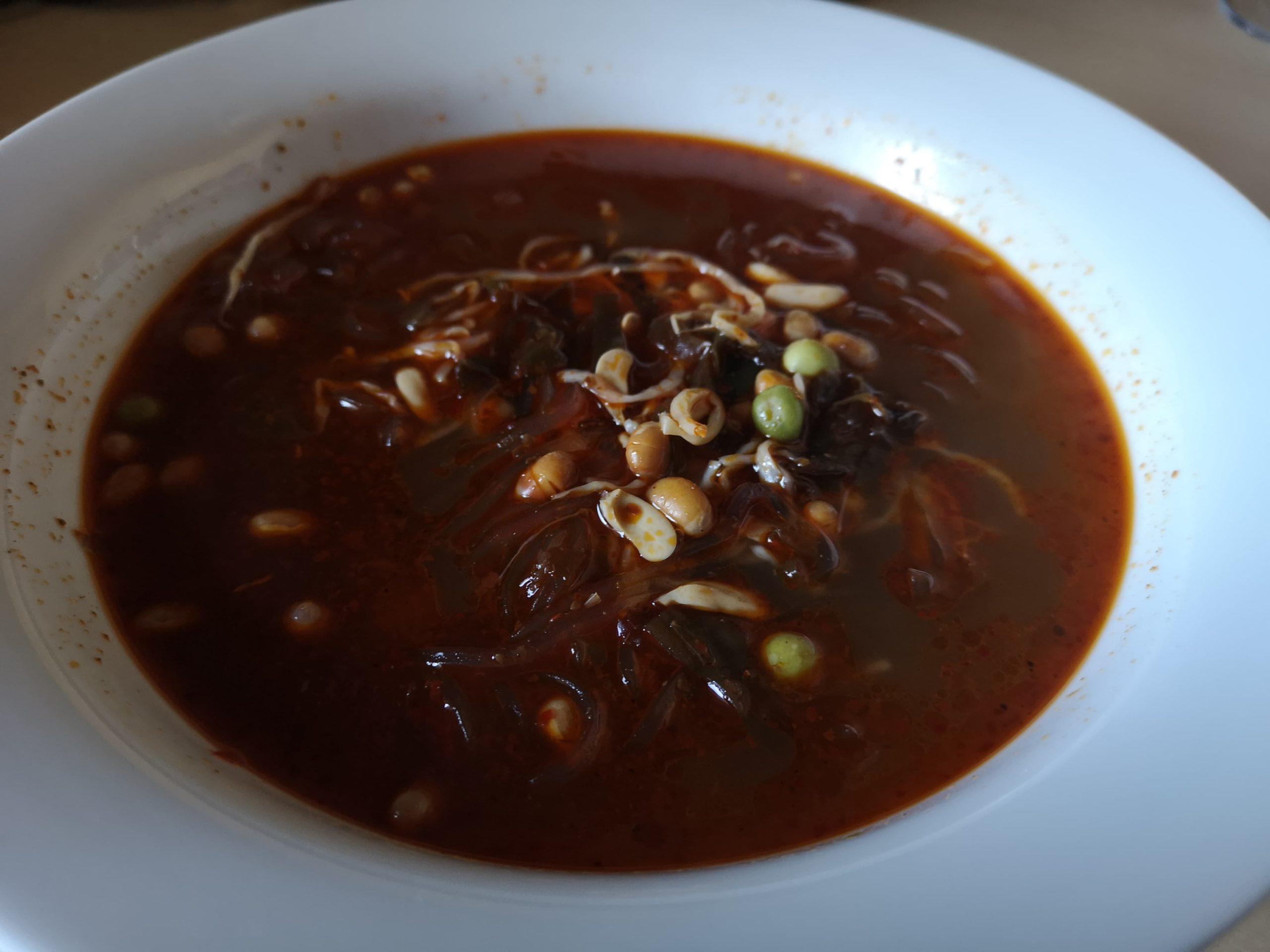 "#1784: Sichuan Baijia ""Hand-Crafted Sichuan Hot Pot Vermicelli"""