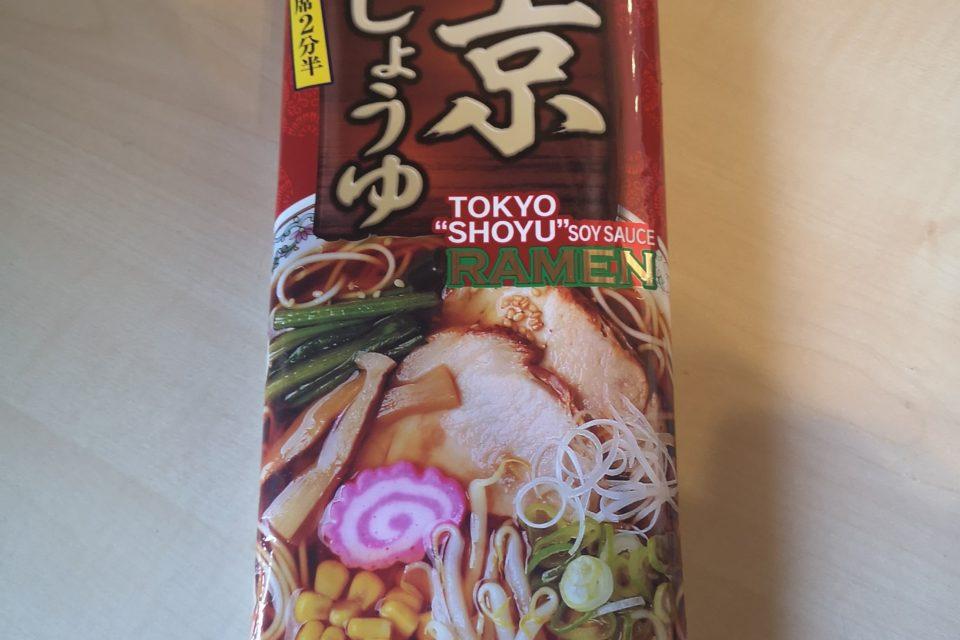 """#1787: Itsuki """"Tokyo Shoyu Soy Sauce Ramen"""""""