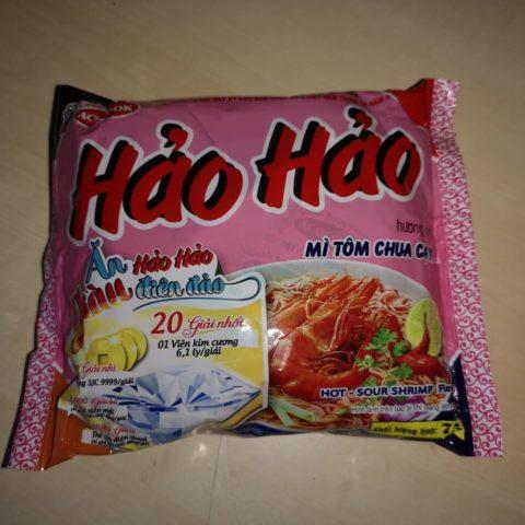 """#1793: Acecook """"Hảo Hảo Mì Tôm Chua Cay"""" (Hot-Sour Shrimp Flavour)"""