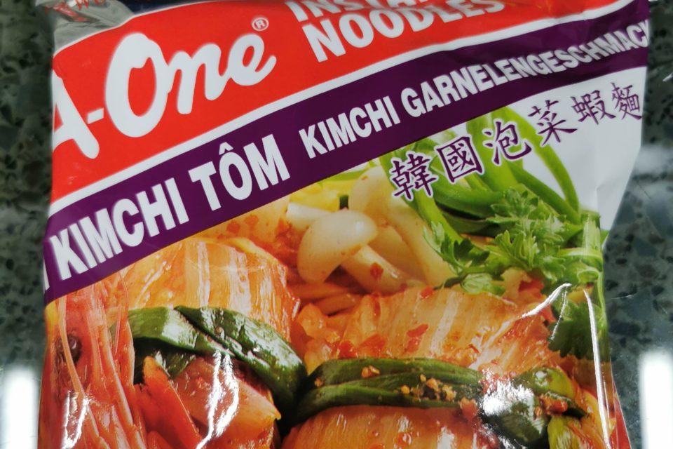 "#1950: A-One ""Mi Kimchi Tom Garnelengeschmack"""
