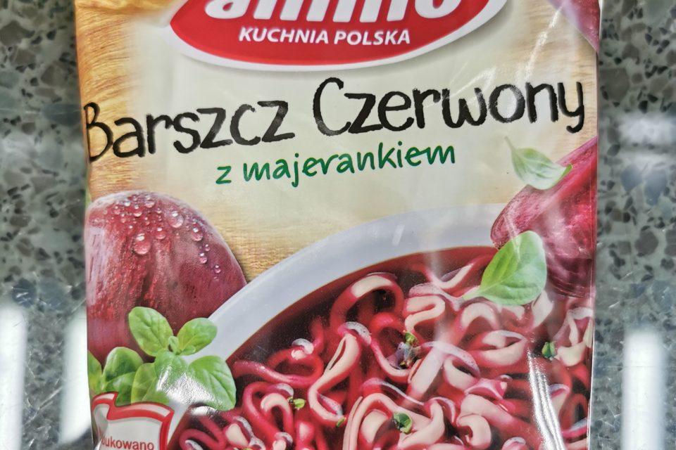 """#1917: Amino Kuchnia Polska """"Barszcz Czerwony (Rote Beete / Borschtsch)"""" (2021)"""