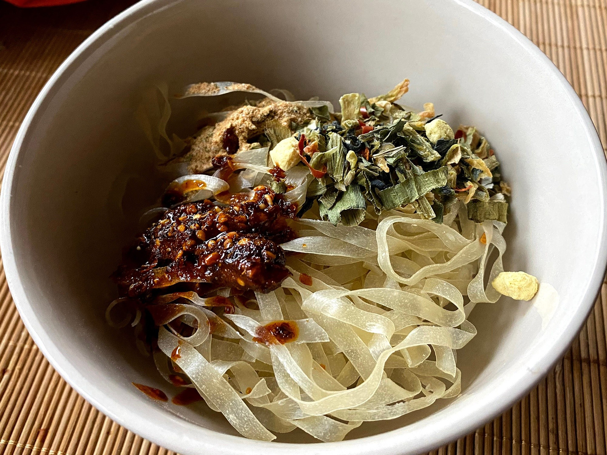"""#1893: Chencun Non-Fried Instant Noodles """"Beef"""""""