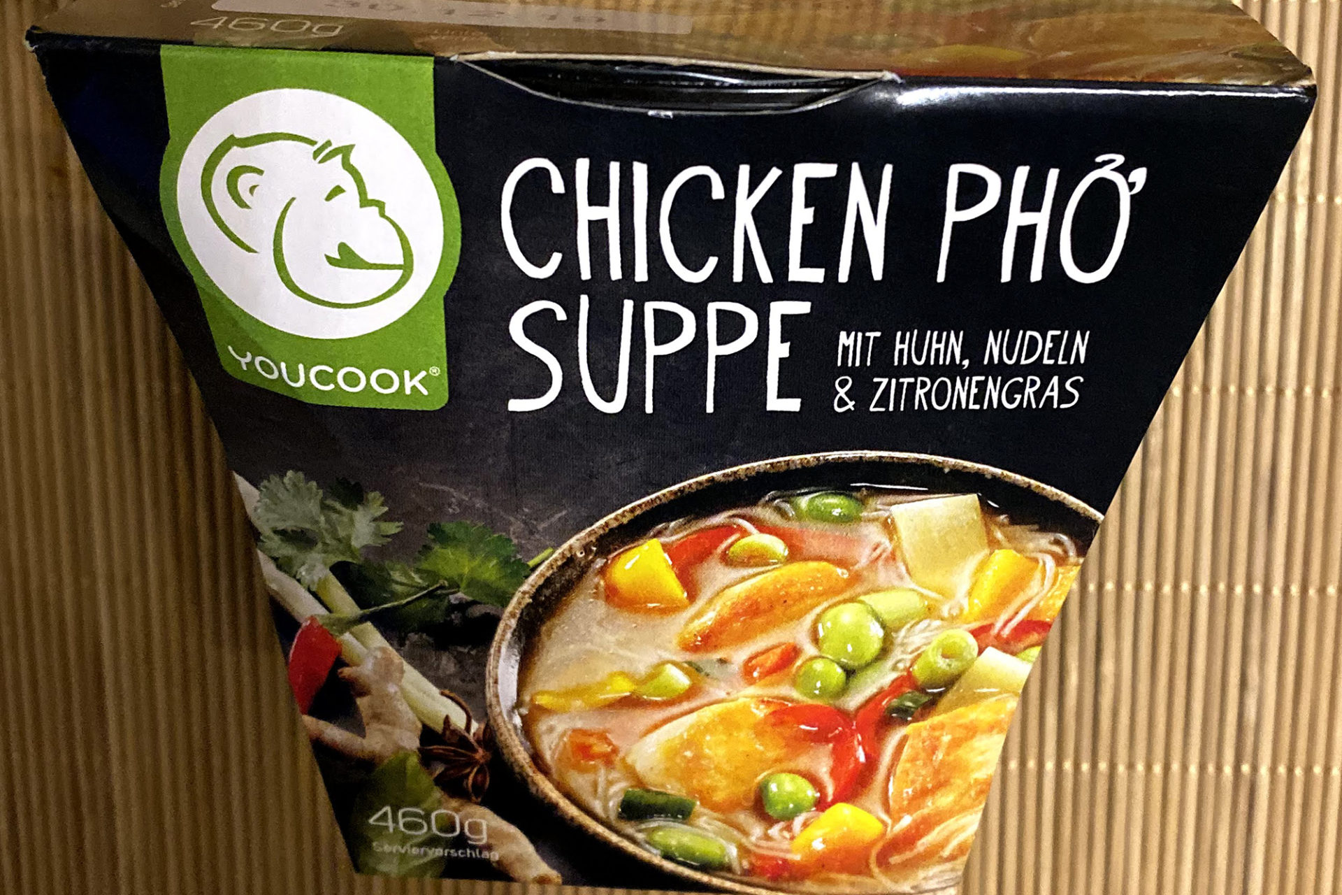 """#1748: Youcook """"Chicken Phở Suppe"""""""