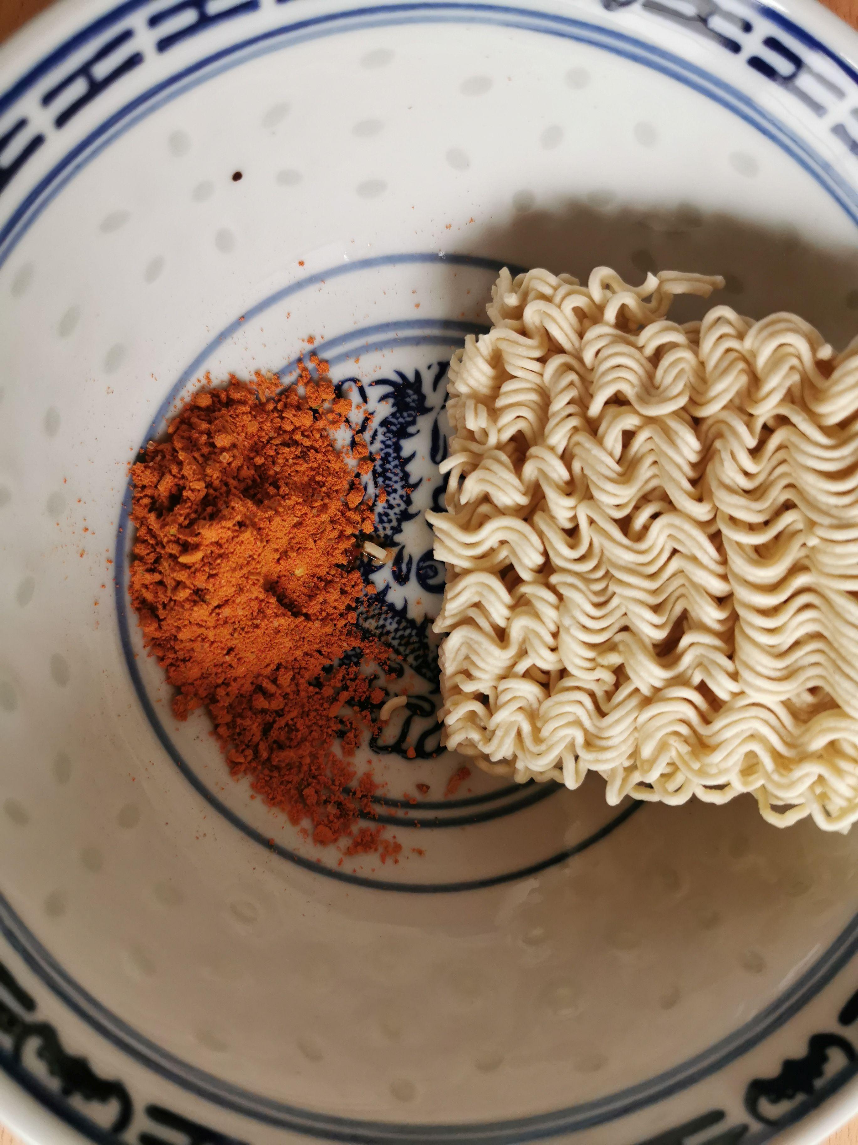 "#2014: Ching's Secret ""Hot Garlic Instant Noodles"" (2021)"