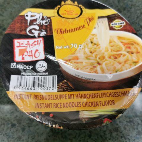 "#1939: Vi Huong ""Pho Ga Instant Rice Noodles with Chicken Flavor"""