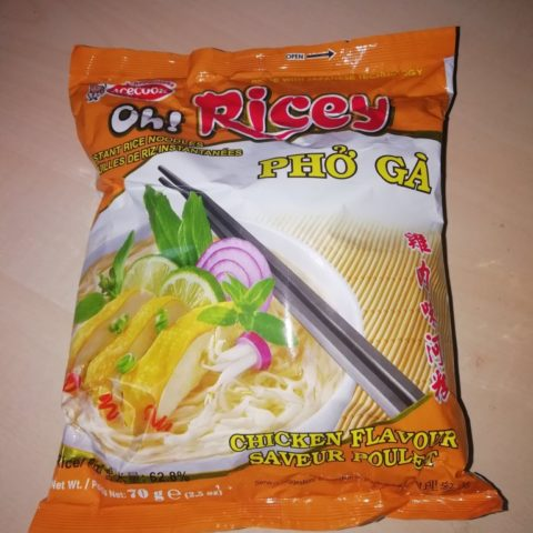 "#1542: Acecook ""Oh! Ricey Phở Gà"" (Instant Rice Noodles Chicken Flavour)"