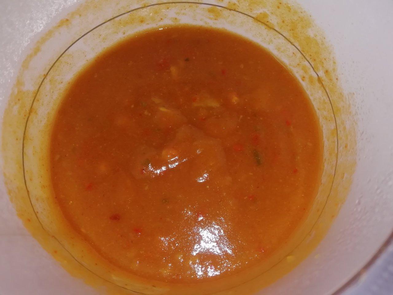 "#1552: Foodster ""Chakalaka Soup"" (Die Würze Afrikas)"