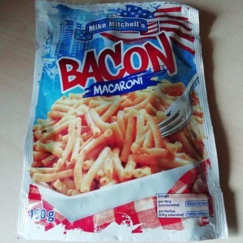"#1563: Mike Mitchell´s ""Bacon Macaroni"""