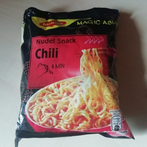 "#1569: Maggi Magic Asia ""Nudel Snack Chili"""