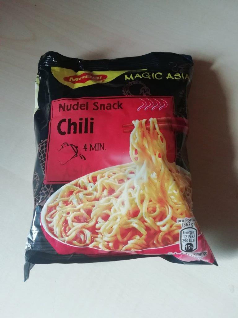 """#1569: Maggi Magic Asia """"Nudel Snack Chili"""""""
