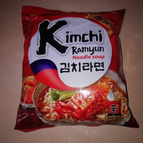 """#307: Nongshim """"Kimchi Ramyun"""""""